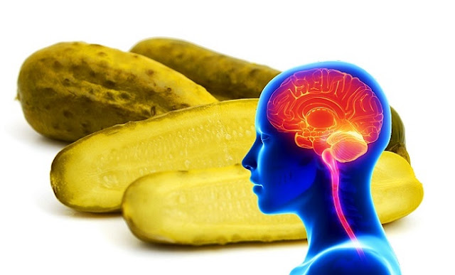 What Happens To Your Brain When You Eat 1 Pickle A Day
