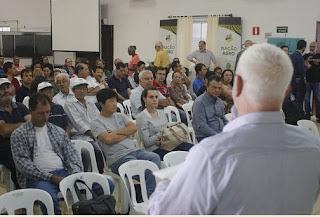 Caravana da Família Nação Agro leva palestras gratuitas ao produtor rural do Vale do Ribeira