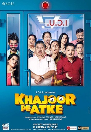Khajoor Pe Atke 2018 Hindi Movie Free Download HD Cam