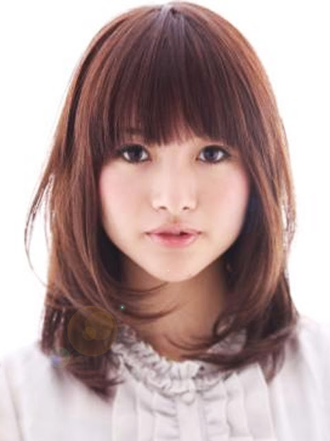 Asian Medium Haircuts 27