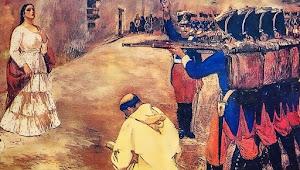 Aniversario de la acción heroica de María Parado de Bellido