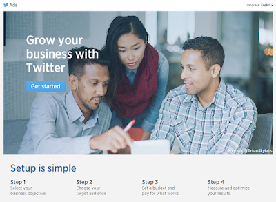 Twitter Ads, Twitter reklaam