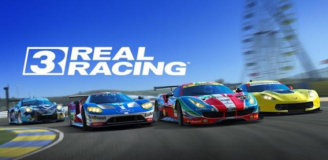 Real Racing 3 v4.7.3 APK [MOD] Download