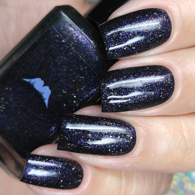 Smokey Mountain Lacquers - Andromeda