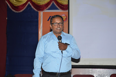 Dr B Muthukumaran on 'Digital Journalism tools'