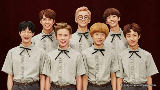 Lirik Lagu NCT Dream - My First and Last