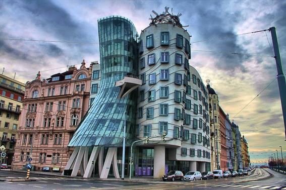 La casa danzante. 16 cosas que ver en Praga