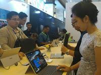 Terbaru, laptop ASUS desain mewah dan elegant