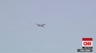 Unarmed Russian Air Force jet overflies the Pentagon, Capitol