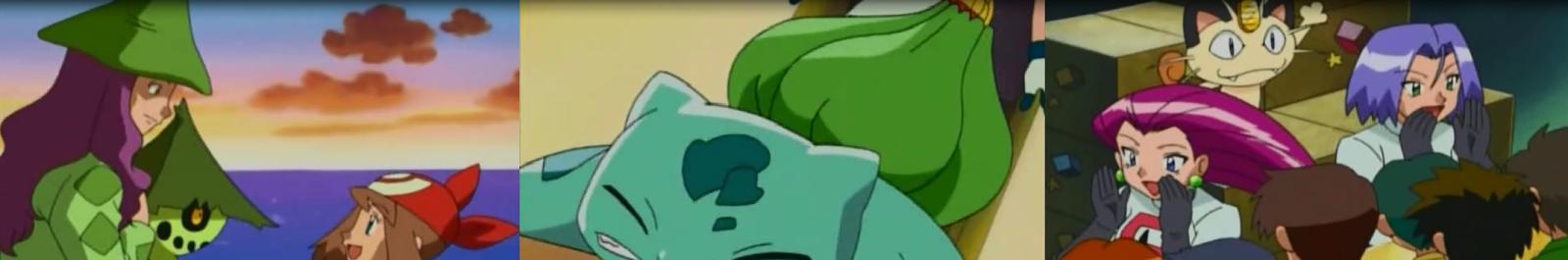 Pokemon Capitulo 11 Temporada 8 Un Cacturne Puede Empeorarlo