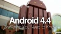 Le nuove funzioni di Android 4.4 KitKat