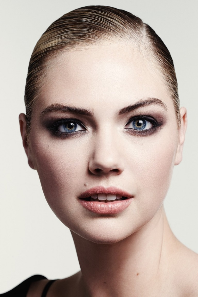 Spring Beauty Trends 2016 - Kate Upton for Glamour UK