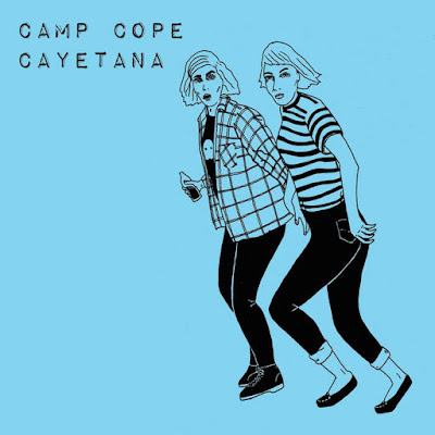 "CAMP COPE / CAYETANA ""Split"""