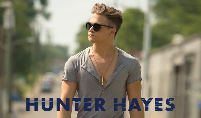 Hunter Hayes To Host Fan Party During Cma Fest 2019 Cma