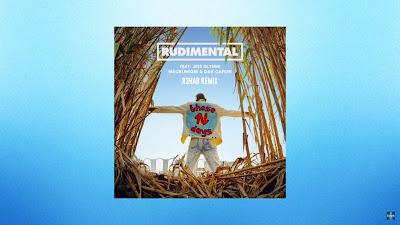 Rudimental - These Days ft. Jess Glynne , Macklemore & Dan Caplen (R3HAB #Remix)