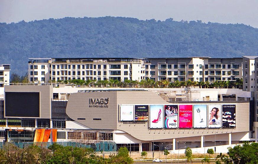 Imago Mall Kota Kinabalu