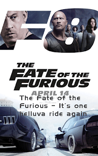 The Fate of the Furious – It's one helluva ride again