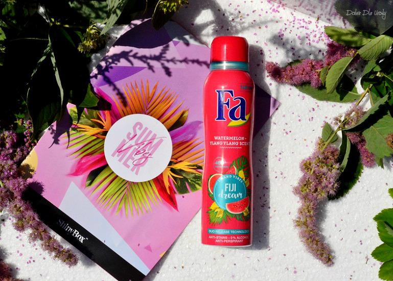 Fa Antyperspirant w sprayu Island Vibes Fiji Dream