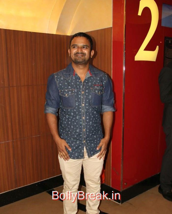 Prakash Kunte, Celebs at 'Coffee Ani Barach Kahi' Premiere Photo Gallery