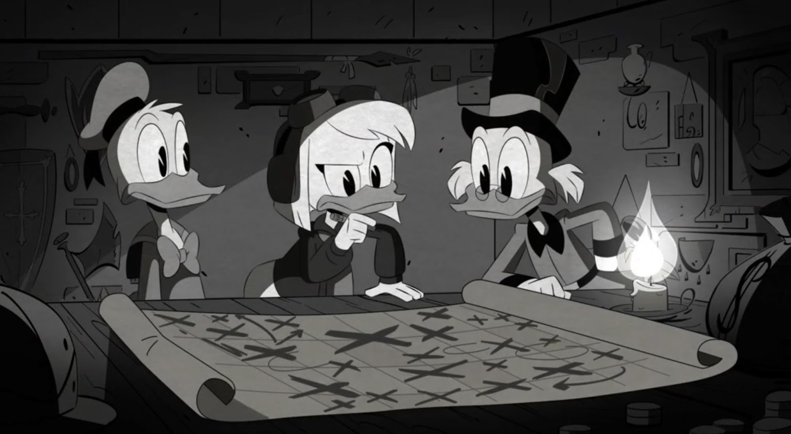 ducktales 2017 the last crash of the sunchaser part 1
