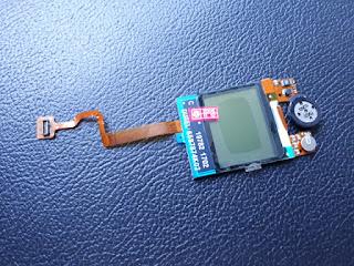 LCD Motorola V60 Dual LCD Plus Speaker Original
