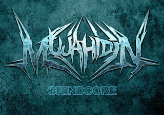 Mujahidin Grindcore Band Grindcore Depok Logo Artwork Wallpaper