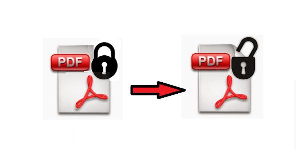 Membuka PDF yang Terkunci atau Secure dengan Mudah dan Cepat