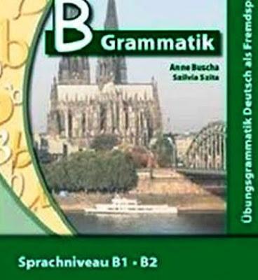 كتاب 2  تمارين   للتدرب على قواعد اللغة الالمانية مع  الحلول B1-B2 ا  A grammatik