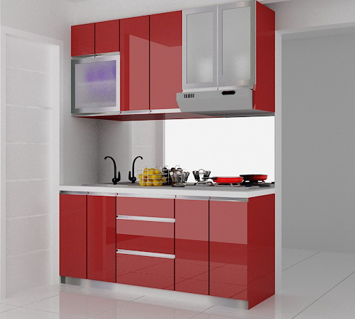 Creative Small Kitchen Space Saving Solutions