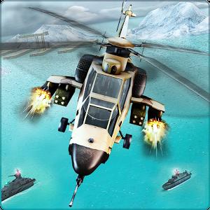 Modern Copter Warship Battle v1.0 Mod Apk