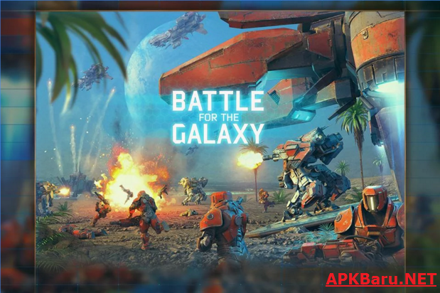 Battle For The Galaxy v1.10.1 Apk Terbaru