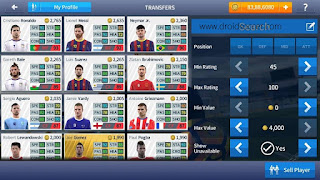 Download Unlocked DLS 17 v4.04 Mod Lazio By Sareh Apk + Data Obb