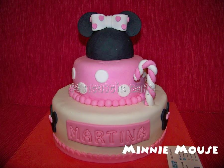 Tarta Minnie Mouse | Cocina
