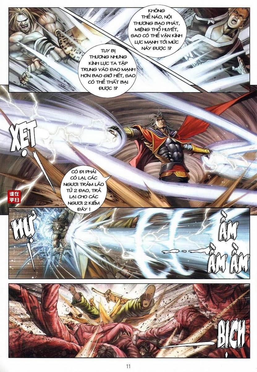 Ôn Thụy An Quần Hiệp Truyện chap 23 trang 11