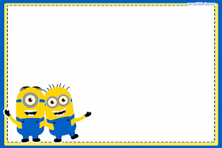 Minions Party Free Printable Mini Kit.