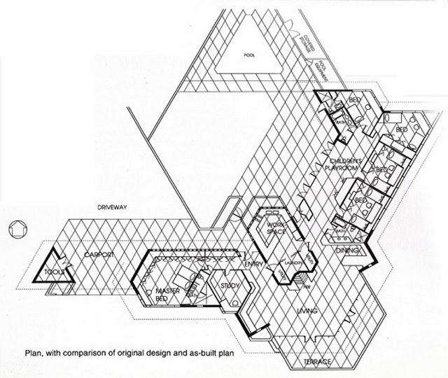 frank lloyd wright ablin house bakersfield. Black Bedroom Furniture Sets. Home Design Ideas