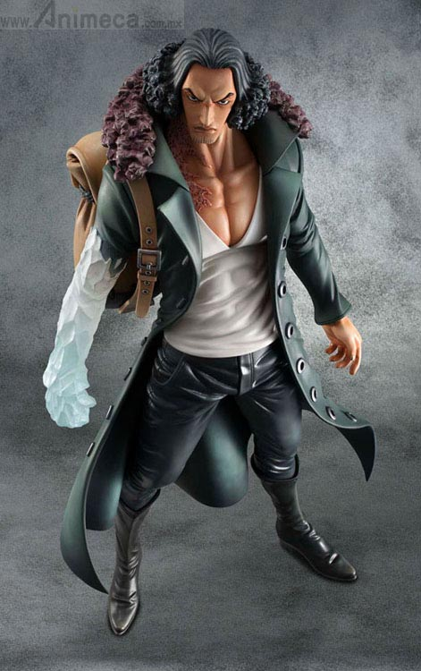 FIGURE AOKIJI KUZAN EDITION-Z EXCELLENT MODEL P.O.P ONE PIECE MEGAHOUSE