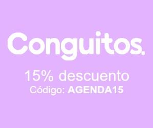 Descuento del 15% en Conguitos.es