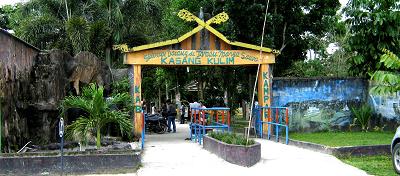 Tempat Wisata di Riau kebun binatang kasang kulim