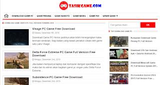 tasik game