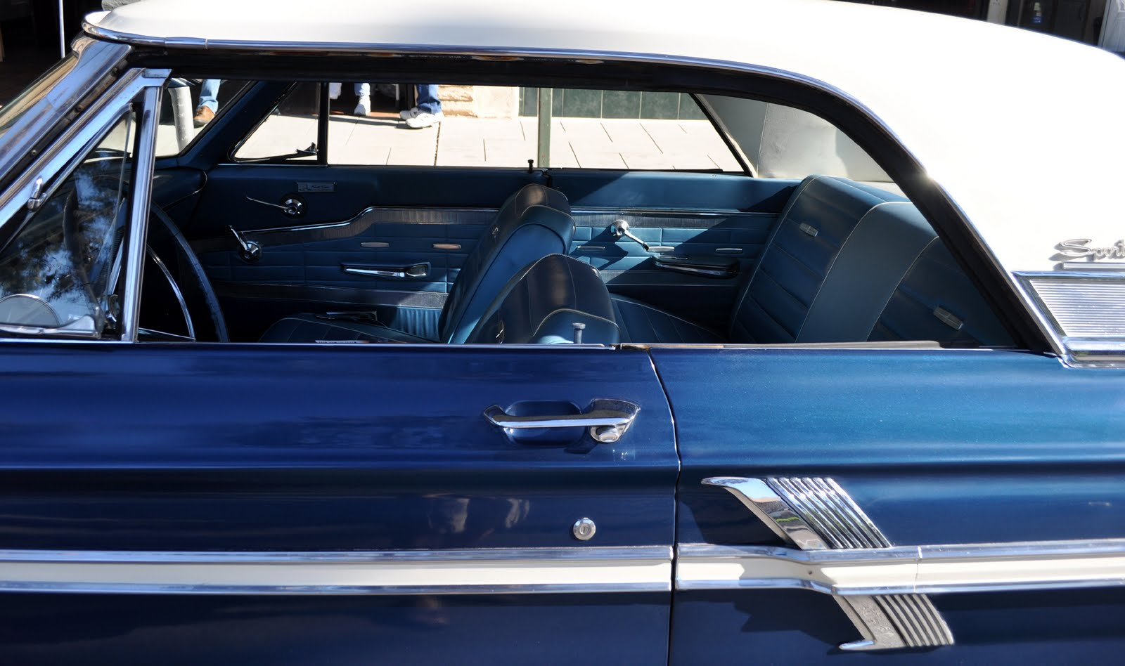 Just A Car Guy: 1964 Ford Fairlane 500 Sports Coupe