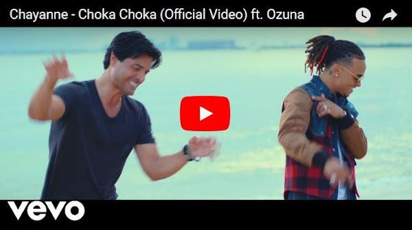 Más Basura : Chayanne incursiona en el Reggaetón con Choka Choka