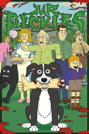 Mr. Pickles - 1ª Temporada Desenhos Torrent Download capa
