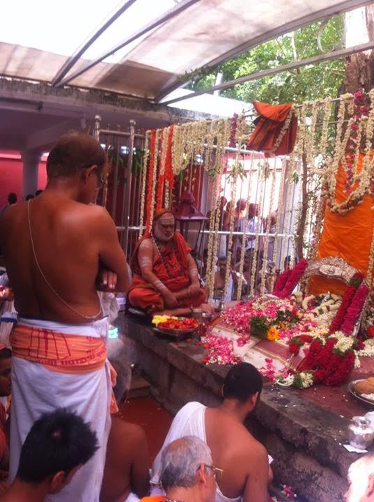 Nerur, Tamilnadu, Sada siva brahmendra, shankaracharya swami, jeeva samadhi.