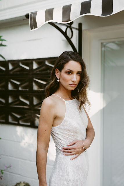 MODERN EDGY BRIDAL COUTURE SYDNEY WEDDING DRESS DESIGNER