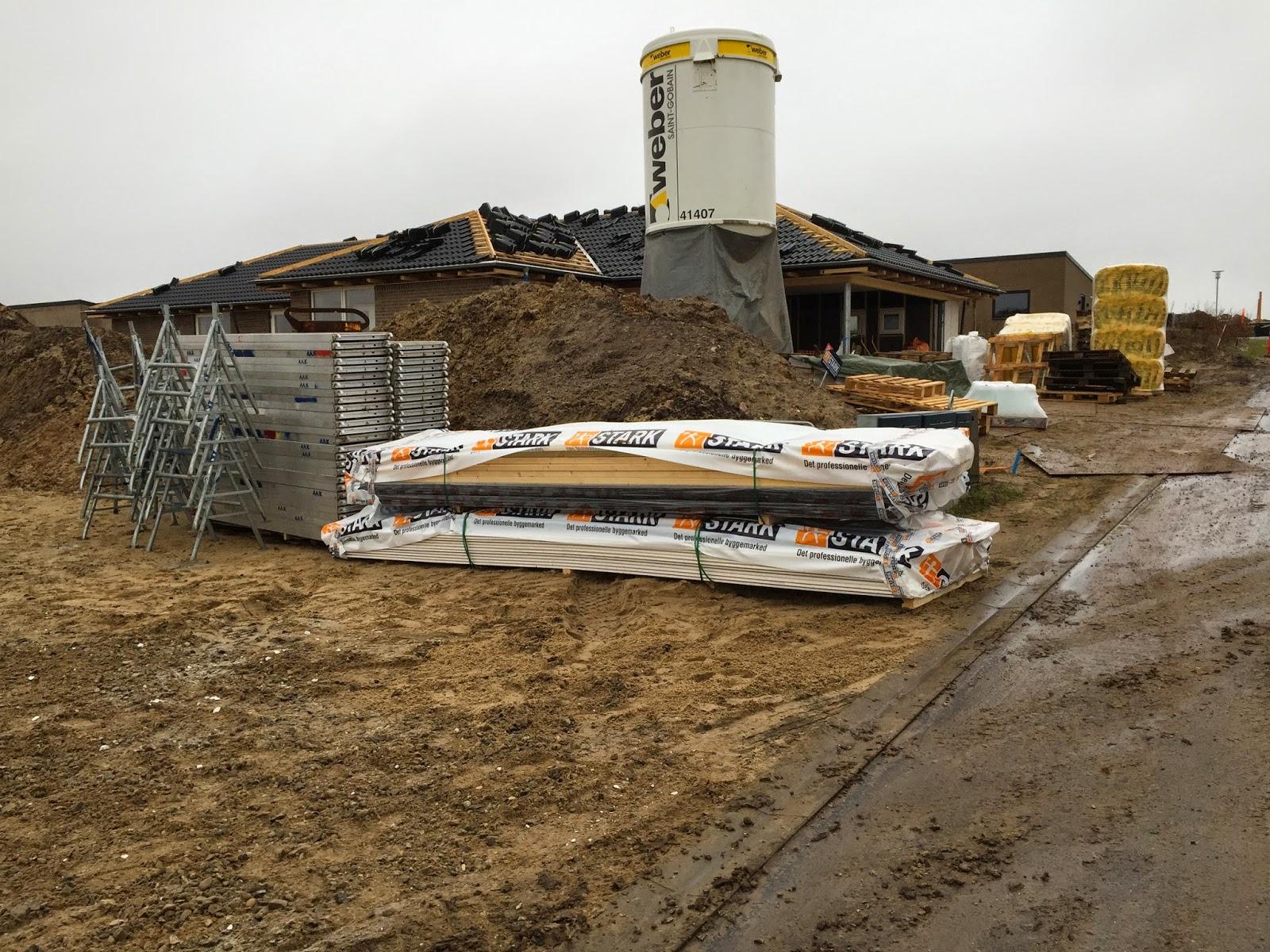 Nybygger på Skalhøje: Alle vægge er oppe!