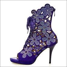 Latest High heels Sandals 2015