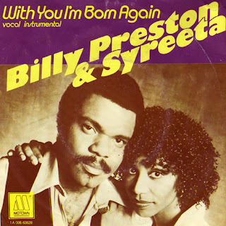 With You I'm Born Again - Billy Preston & Syreeta (1979)