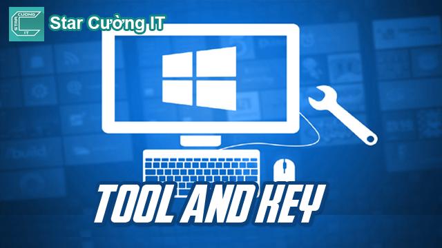 Chia Sẻ Tool Và Key Crack Một Số Phần Mềm