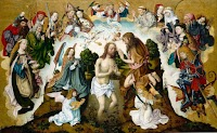 From Giotto to Rubens: The Baptism of the Lord in Painting